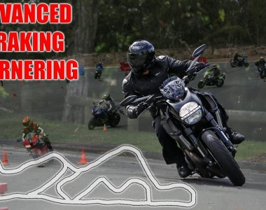Braking and Road Cornering Course